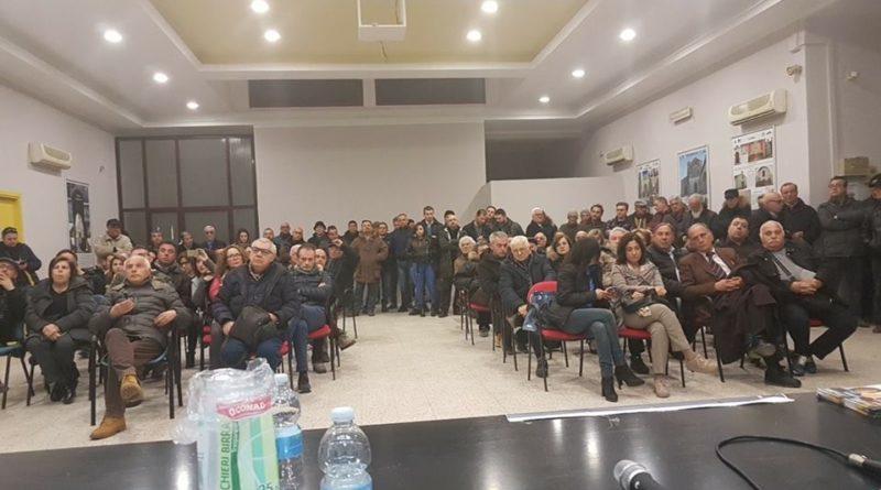 A CARIATI I CANDIDATI M5S ALLA CAMERA E AL SENATO: SIAMO L'UNICA ESPRESSIONE DEL TERRITORIO