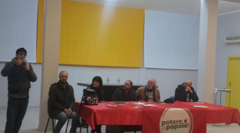 CARIATI – Potere al Popolo presenta i candidati
