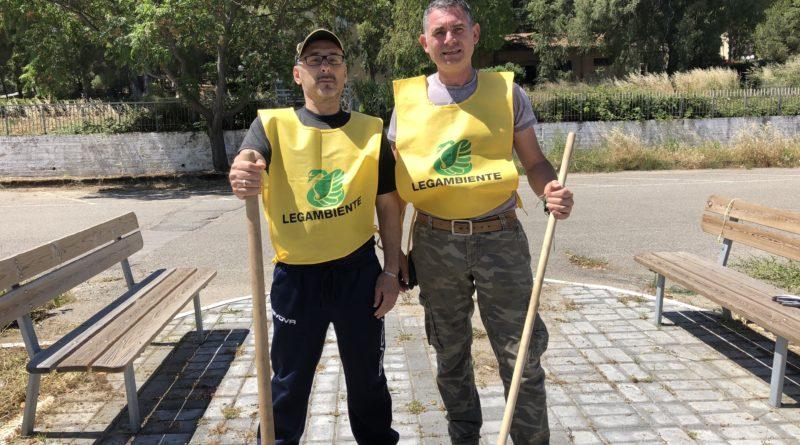 Continua senza sosta l'impegno del Circolo Legambiente Nicà di Scala Coeli nella difesa e nella promozione del territorio