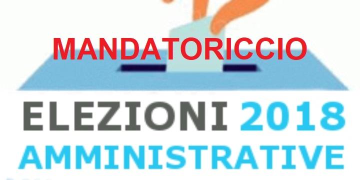MANDATORICCIO – DOPO IL COMMISSARIAMENTO SI TORNA ALLA GUIDA POLITICA